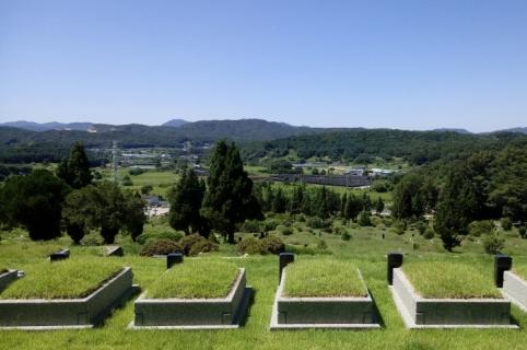 포천묘지 by 하늘나무