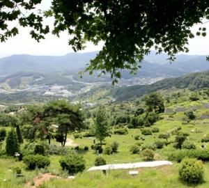 광주납골묘 2 by 하늘나무