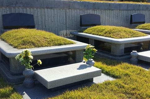 가족묘지,매장묘,묘지 by 하늘나무