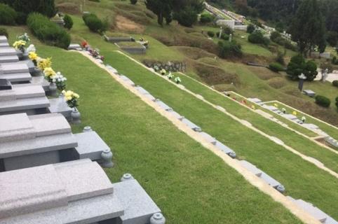 일산납골묘,봉안묘 by 하늘나무